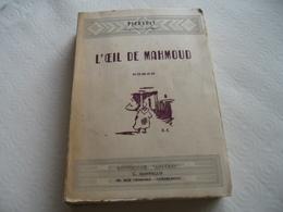 L'OEIL DE MAHMOUD - Livres, BD, Revues