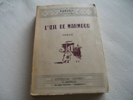 L'OEIL DE MAHMOUD - Livres Dédicacés