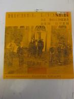 Michel LOOSEN   De Bolders   Den Oven    Jacques Fouant Disque Vinyle  45 Tours - Humour, Cabaret