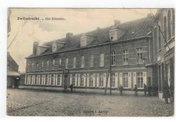 Zwijndrecht. - Het Klooster 1925 - Zwijndrecht