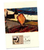 Carte Maximum 1992 Pettersson - Aland