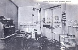 18 - Cher - VIERZON - Cabinet Dentaire De R. Dubrac - Vierzon
