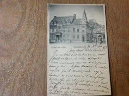 Enghien Hôtel De Ville - Cartes Postales
