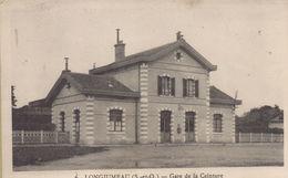 Longjumeau : Gare De La Ceinture - Longjumeau