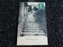 Briey, Escalier De La Grosse Tour (J6) - Briey
