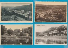 BELGIË Bouillon, Lot Van 63 Postkaarten, Cartes Postales - Postkaarten