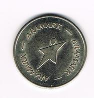 &  ARAMARK  CONSUMPTE PENNING  NO CASH VALUE - Monétaires/De Nécessité