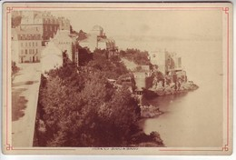 Dinard - Bric à Brac - Photo Albuminée Collée Sur Carton Fort - Avant 1900 - Photo Ordinaire - 16,3 Cm X 10,7 Cm - Photos