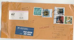 USA COVER Stamps BASEBALL , PEACE ANTI NUCLEAR EMBLEM , ELECTRIC CIRCUIT, AMERICAN FOOTBALL , LASER PHYSICS, Sport - United States