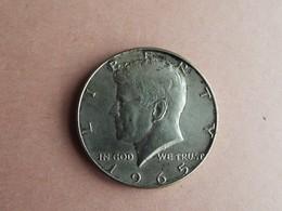 PIECE HALF DOLLAR KENNEDY 1965 - Etats-Unis