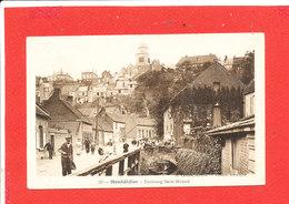 80 MONTDIDIER Cpa Animée Faubourg Saint Médard     20 Edit Catoire - Montdidier