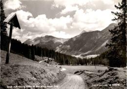 Lech Am Arlberg - Am Weg Nach Zürs (10075) * 1969 - Lech