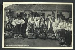 +++ CPA - Hongrie - Ungarn - Hungary - Cachet Budapest  // - Hongrie