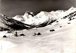 Zug Bei Lech Am Arlberg Gegn Rote Wand (5262) * 26. 2. 1959 - Lech