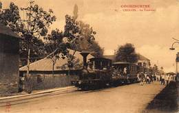 Cochinchine - CHOLON - Le Tramway - Postcards