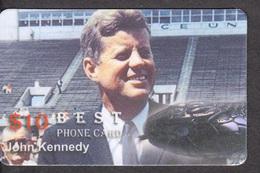 KENNEDY  AND LUNAR Snake  - 1 Card RARE! - Zodiaque