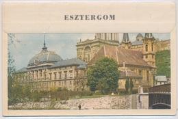 Esztergom. Leporello Postcard. - Hungary