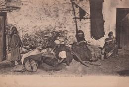 SCENES ET TYPES - Algérie