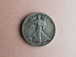 PIECE HALF DOLLAR LIBERTY WALKING 1920 - Etats-Unis