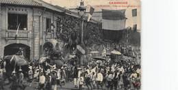 Pnom-Penh - Fêtes Du Couronnement - Cambodge