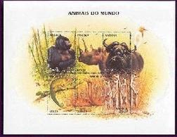 Angola, 2000. Fauna Ml Block 2 - Angola