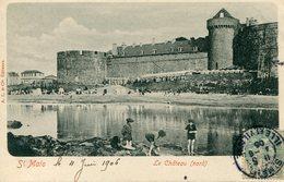 35 - SAINT-MALO - Le Château - Saint Malo