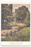 SALON DE 1913 HENRI BIVA TEMPS COUVERT A VILLENEUVE L ETANG - Paintings