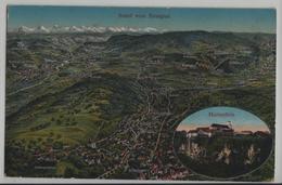 Relief Vom Birsigtal - Mariastein, Ettingen, Therwil, Flüh, Witterswil, Hofstetten, Oberwil, Bottmingen - BL Bâle-Campagne