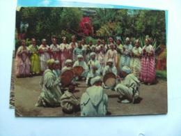 Marokko Morocco Maroc Pittoresque Groupe Folklorique - Marokko