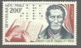 "Mali YT 280 "" Louis Braille "" 1977 Neuf** - Mali (1959-...)"