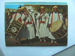Tunesië Tunisie Tunesia Jerba Groupe Folklorique - Tunesië