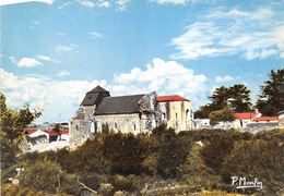 SAINT NICOLAS DE BREM      L EGLISE - France