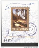 Rumänien Block 121 Denkmalschutzjahr  MNH  Postfrisch ** - Blocks & Sheetlets
