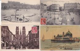 Lot De 130 Cp Divers France - Cartes Postales