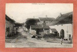 CPA - FLEUREY-les-LAVONCOURT (70) - Aspect Du Quartier La Vernotte Dans Les Années 20 - France
