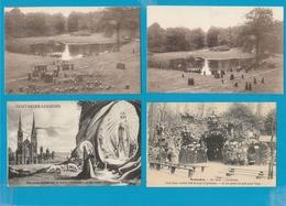 BELGIË Oostakker Lourdes, Lot Van 60 Postkaarten, Cartes Postales - Postkaarten
