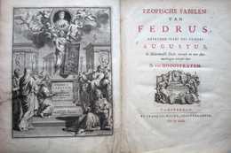 Fabels Van Aesopus 1703 - Livres, BD, Revues