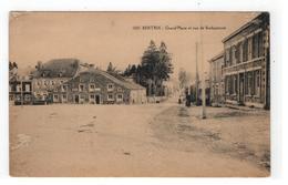 1265  BERTRIX - Grand'Place Et Rue De Burhaimont - Bertrix