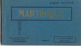MARTINIQUE - Carnet De 12 Cartes Postales - Quelques Scans - A Voir ! - Lugares