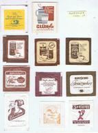 EMBALLAGES DE SUCRE-ALLEMAGNE-CAFES-2 SCANS- - Sucres