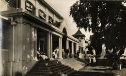 Rhodesia, VICTORIA FALLS, Victoria Falls Hotel (1930s) RPPC Postcard - Zimbabwe