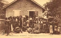 Brazzaville - Soulangères Békélées Apportant Le Manioc - 1928 - Brazzaville