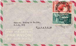 Busta Commerciale Per Hong Kong  ( 216 ) - 6. 1946-.. Repubblica