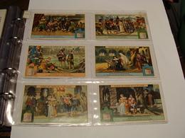 Liebig Serie Complete Langue Belge S 1191 Cyrano De Bergerac - Liebig