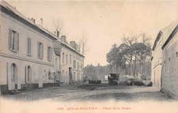 60 - Oise / 10019 - Acy En Multien - Place De La Mairie - Otros Municipios