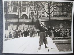 Reportage Photo De Lacet De Peche En Seine  Avant Guerre 1931 Dim 18cm X 24cm TB - Personnes Anonymes