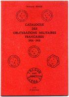 France Catalogue Oblitérations Militaires Fses  1914-1918  Sinais  1979 - Poste Militaire & Histoire Postale
