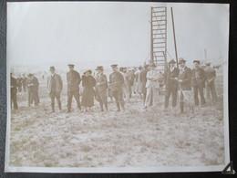 Photo Concours De Peche à Issy Les Moulineau  Avant Guerre Le 2 Juin 1931 Dim 18cm X 24cm TB - Personnes Anonymes