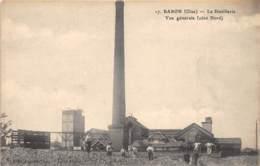 60 - Oise / 10179 - Baron - La Distillerie - Other Municipalities