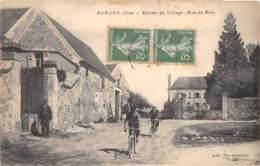 60 - Oise / 10182 - Bargny - Entrée Du Village - Rue De Betz - France